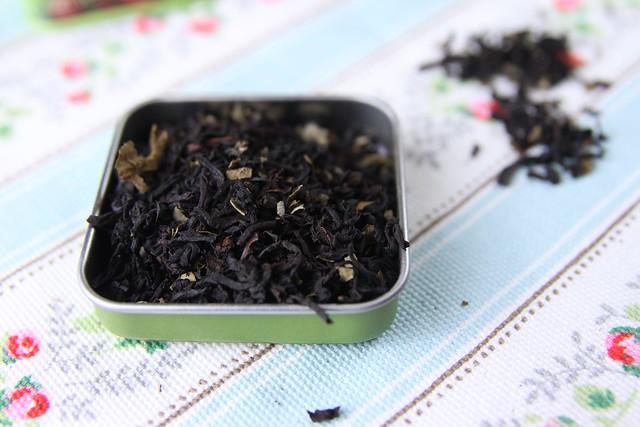 Adagio Cranberry tea