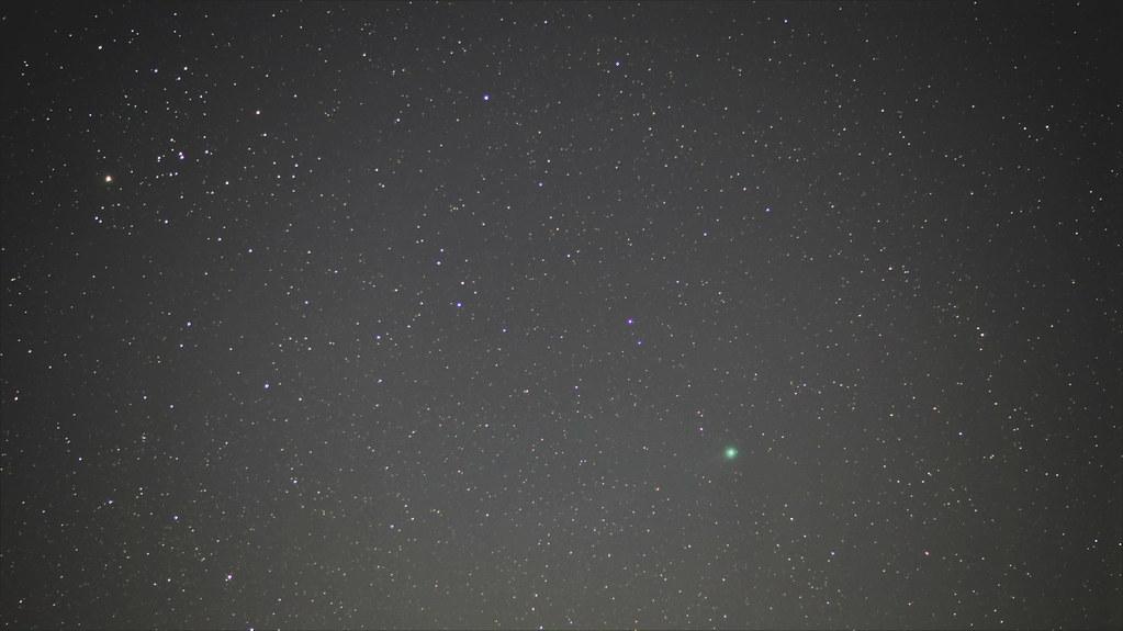 Comète LOVEJOY 16053453130_c5e03989a9_b