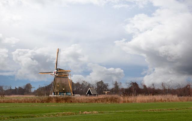Mill, Holland