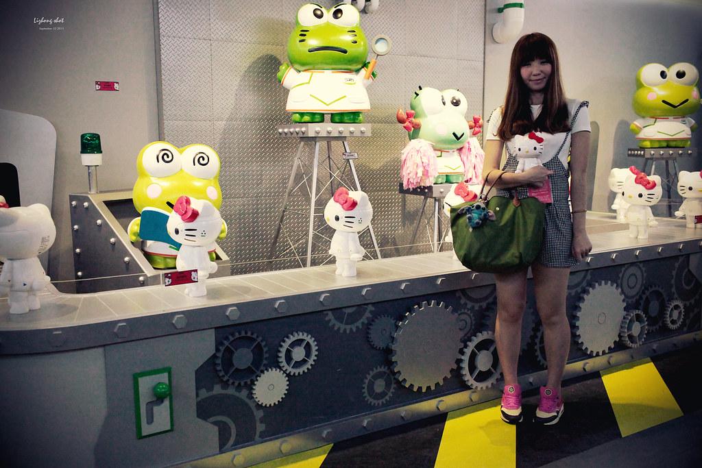 松山的ROBOT KITTY約會