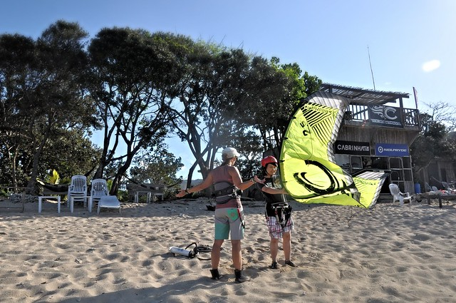 Kingfisher Kitesurfing and Windsurfing Center