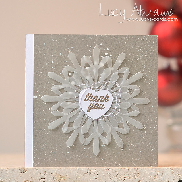 Thank You Card Set 2 by Lucy Abrams