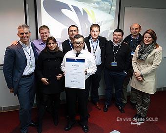 Sky Airline equipo SMS y ventas (RD)