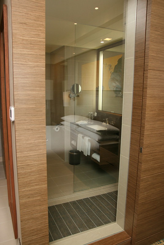 Bathroom - bay view room