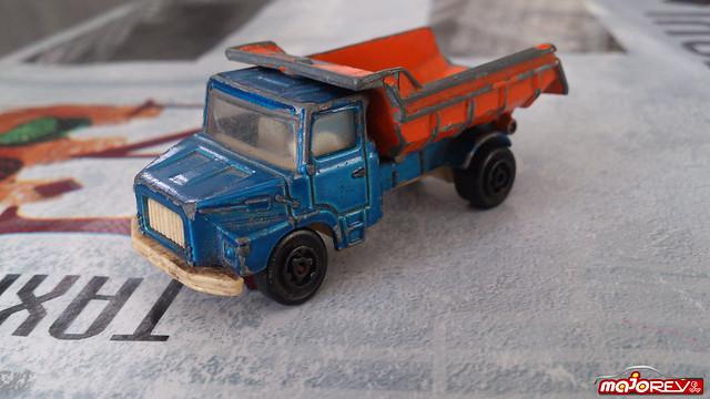 N°205 Scania Benne carrière 16137650185_623ca7b631_z