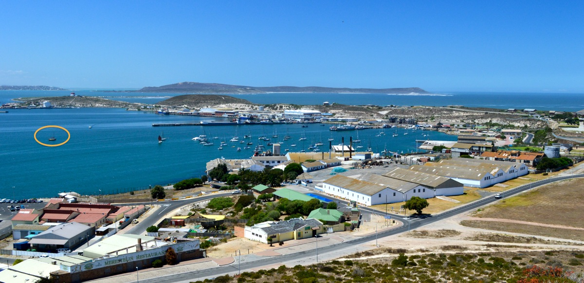 around Saldanha, Weskus, South Africa