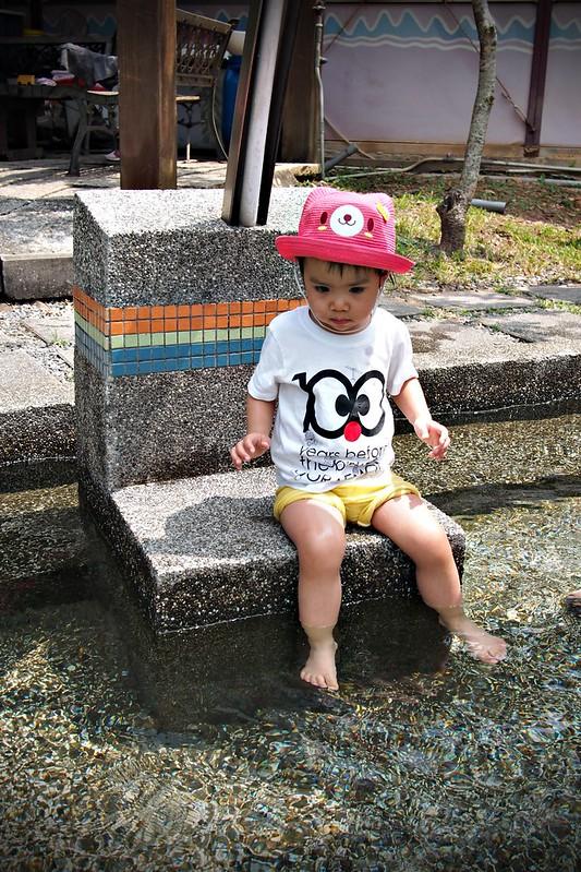 15桃米親水公園(桃米生態區戲水池)