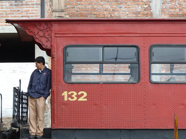 Tren a El Boliche (Ecuador)