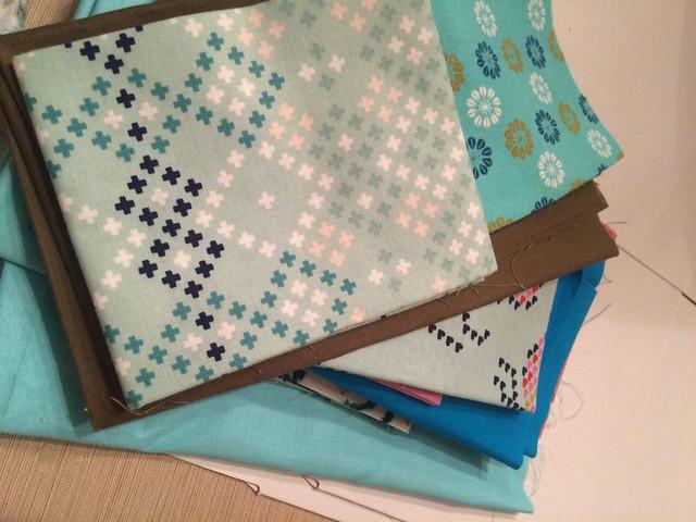 knitting bags, set 1