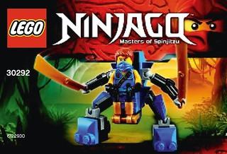 LEGO Ninjago 30292