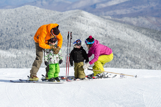 Learn to Ski Sugarbush