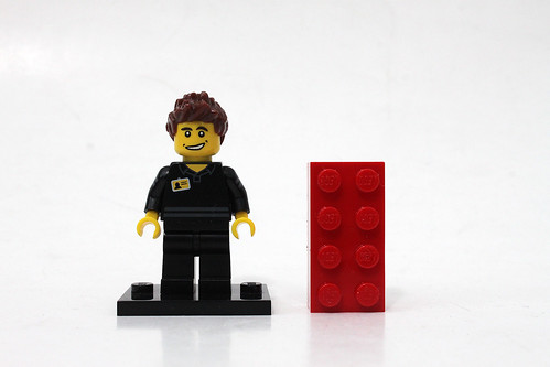 LEGO Shop Minifigure Polybag (5001622)