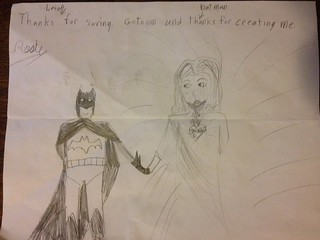Batman and Jesus