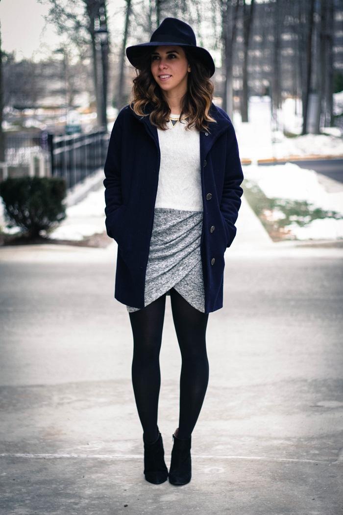 va darling. blogger. fashion blogger. dc blogger. jcrew wool jacket. the mint julep boutique. felt hat. winter outfit. andrea viza 9