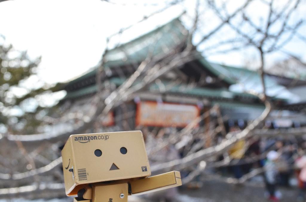 2015初詣 室蘭八幡宮 (1)