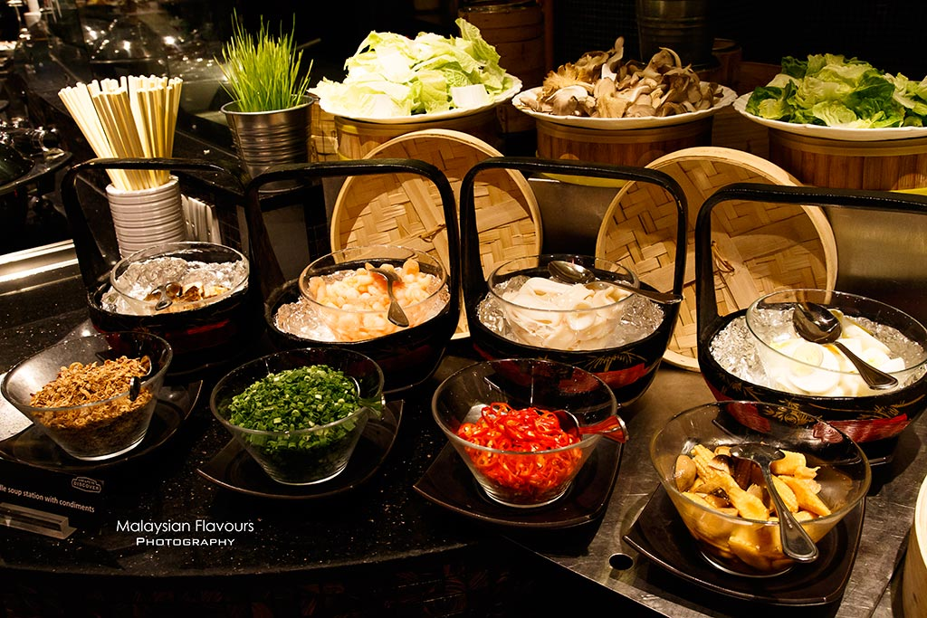 New Buffet Menu TEMPTationS Renaissance KL Hotel