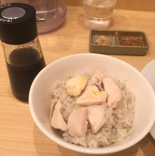バターご飯~黒トリュフ醤油