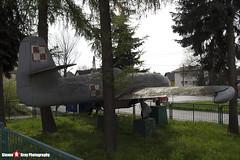 1616 - xxx - Polish Air Force - Yakovlev Yak-23 - Bielany, Poland - 160423 - Steven Gray - IMG_4337