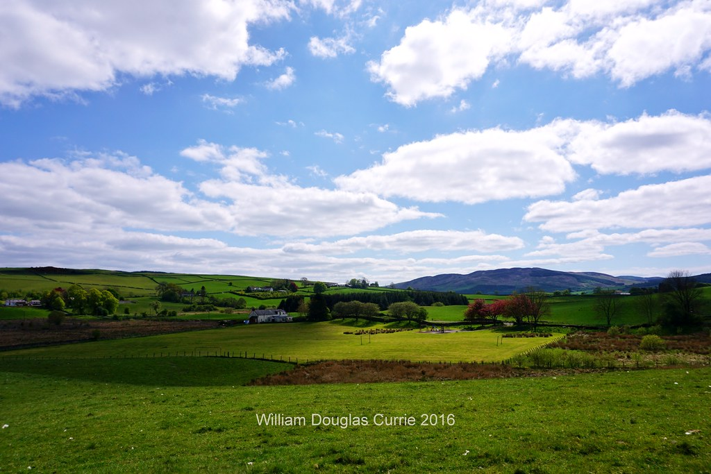 Maxwelton Dumfries And Galloway Scotland Around Guides