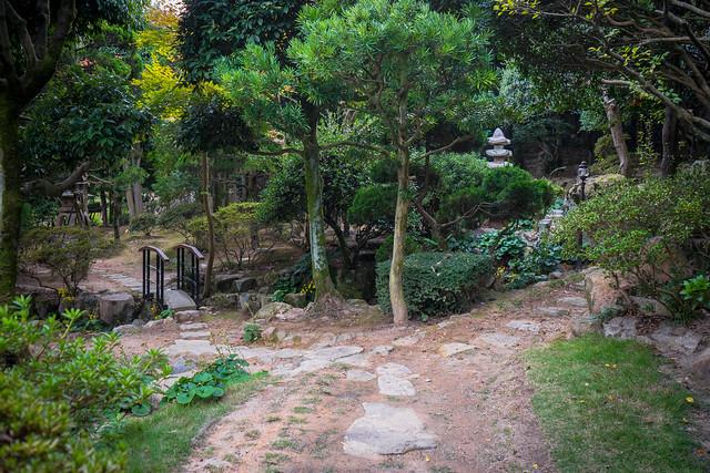 Lee Hun-dong Garden, Mokpo, South Korea