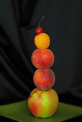 fruit acrobatics :)