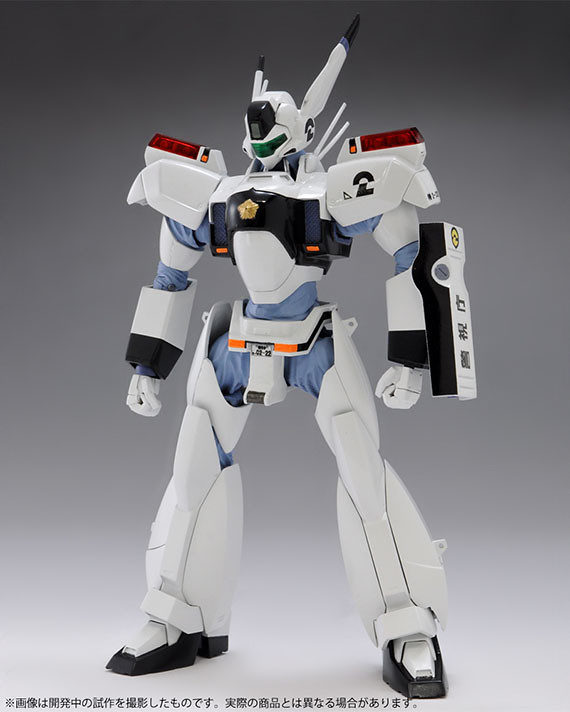 ROBOT魂 《機動警察》英格拉姆2號機 「受注販售」!イングラム2号機