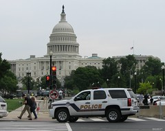 US Capitol Police - 2012 Chevrolet Tahoe (2)