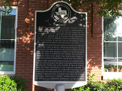 Photo of Black plaque number 20690