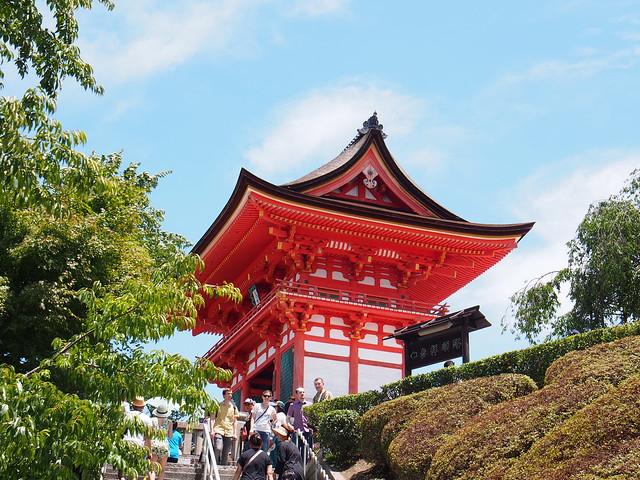 清水寺的仁王門