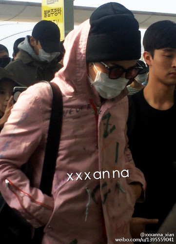 Big Bang - Incheon Airport - 24sep2015 - xxxanna_xian - 03