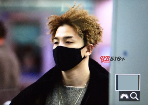 Big Bang - Incheon Airport - 27nov2015 - YB 518 - 02