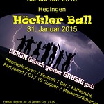 Vollgas Party Hedingen 2015