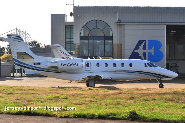 D-CEFO Cessna 560XL Citation XLS