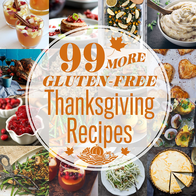 99 More Gluten-free Thanksgiving Recipes - Tasty Yummies