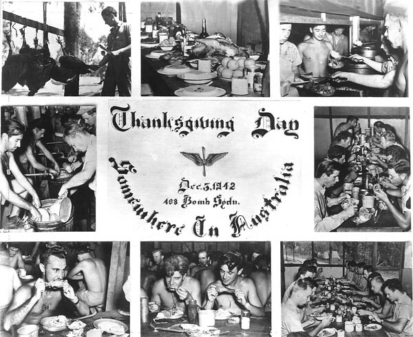 408th Thanksgiving