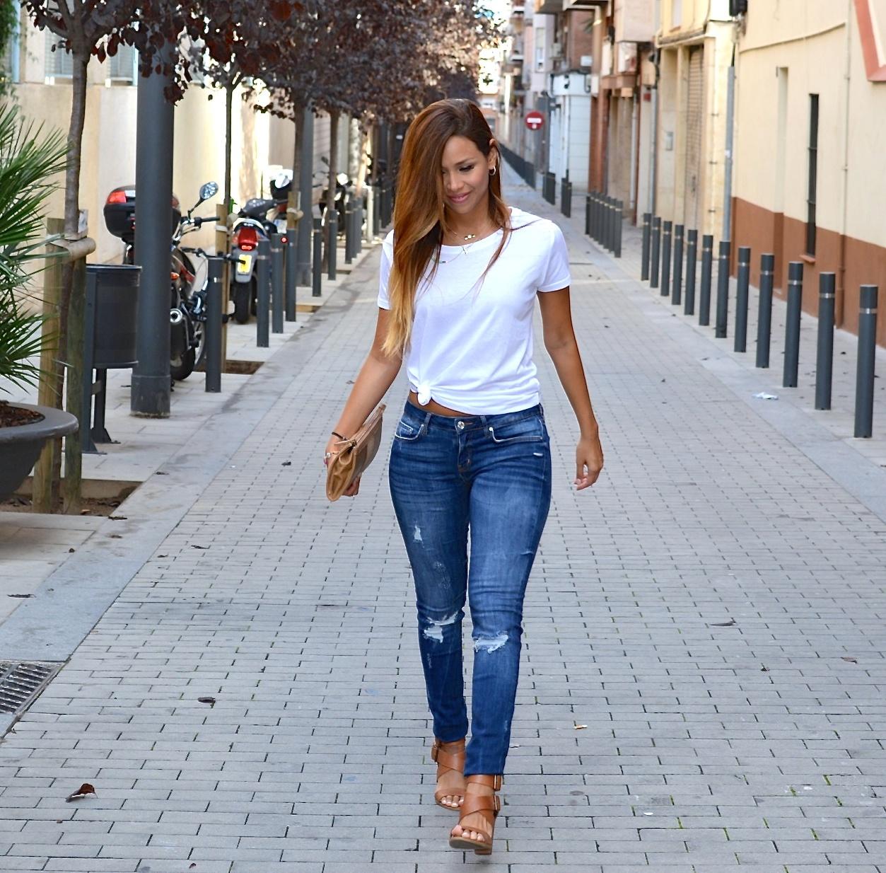 Blue jeans, denim, tejanos…