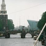 Obraz Mint Tower. birthday travel vacation holland netherlands analog europe belgium bruxelles luxembourg europeanunion benelux munttoren minttower midwesteurope beneluxcountries