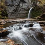 Hidden Falls at Havana Glen Park