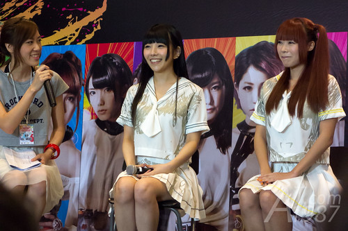 ANIME IDOL ASIA 2014 - Dempagumi.inc meet & greet