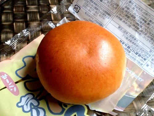 カレーうどんパン