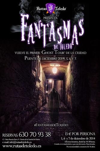 Fantasmas de Toledo, cartel