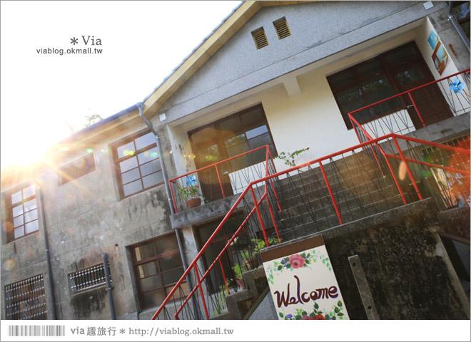 【台中霧峰景點】台中光復新村~可愛的造型椅林立、讓老眷村重新充滿新活力!13