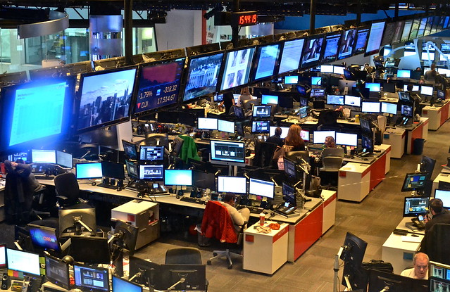 cnn studio tour - behind the scenes