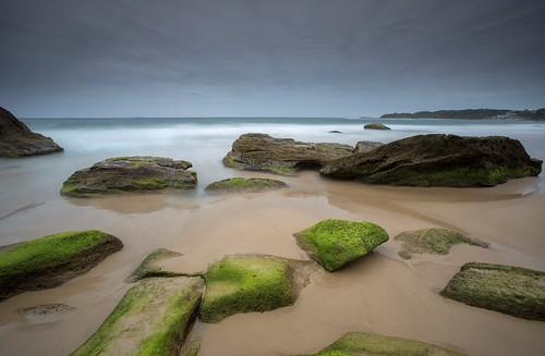 longexposure seascape beach sunrise moss australia haidafilter