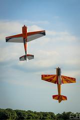 Yak Extra 3D  Flight  Evento 3D y Jets Sobre Guatemala