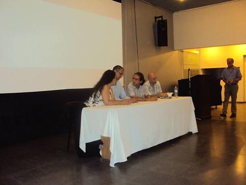 Presentación del libro en Santa Cruz