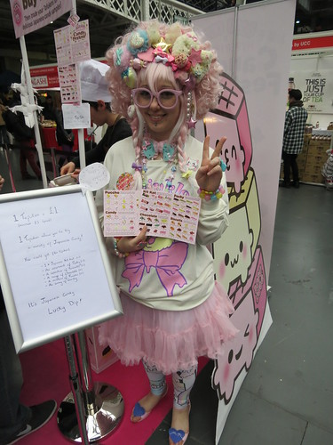 Tofu Cute x HYPER JAPAN Candy Festival