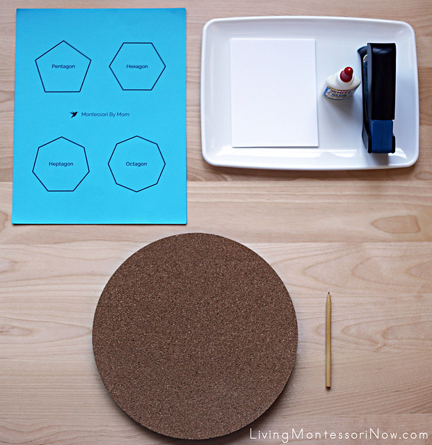 Shape Punching and Booklet Making
