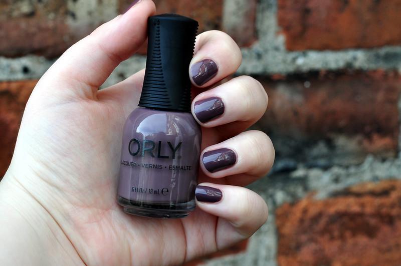 notd orly blend nail polish rottenotter rotten otter blog