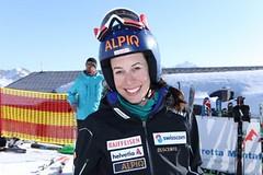 Dominique Gisin: nové lyže ženám sedí